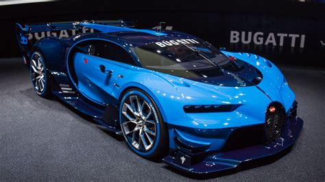 Dont know where it came from. Bugatti's Vision Gran Turismo is a ridiculous video game dream brought to life - Roadshow
