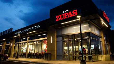 Café Zupas makes Twin Cities entrance with Woodbury ...