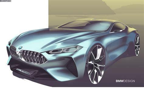 Bmw M8 Cabrio Oder Gran Coupé Als Concept Car?