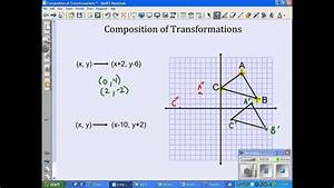 Composition Of Transformations Video