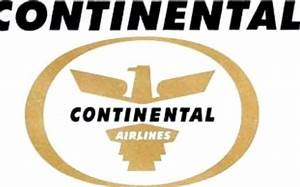 Continental Airline Logo 1950's | Old School Aviation ...