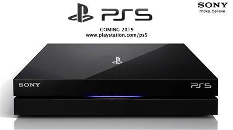 Ps5 Coming Holiday 2019?