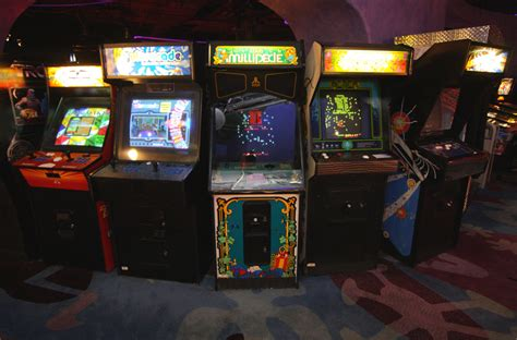 live in california you can rent arcade cabinets for us75