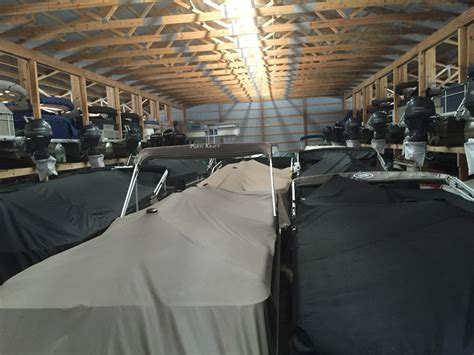 Boat Shrink Wrap Forest Lake Mn by Boat Storage Bay Lake Marine Deerwood Minnesota