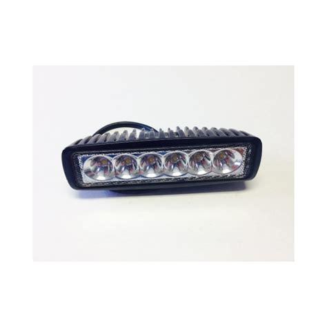led light bar 6 inch black xtreme