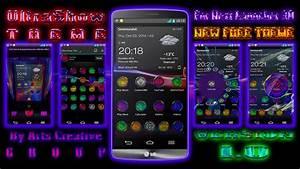 "Next Launcher 3d Theme ""ULTRA SHOW"" (NEW FREE THEME!!!)"