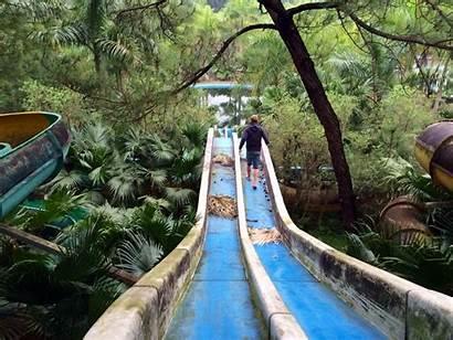 Abandoned Theme Vietnam Parks Waterpark Park Tien