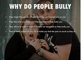 Why people bully gays people
