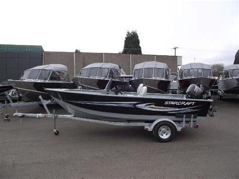 Starcraft Boats For Sale Oregon starcraft 160 boats for sale in oregon