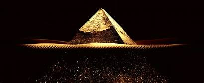 Pyramid Wallpapers Egypt Dark Night Pyramids Giza