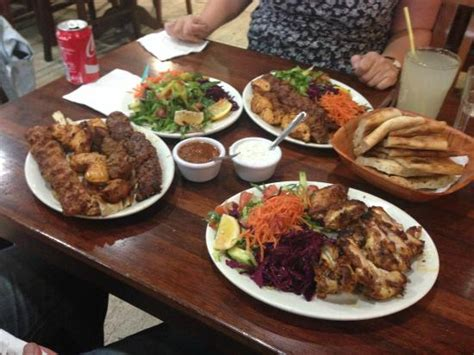All Our Food  Picture Of Woody Grill, London  Tripadvisor