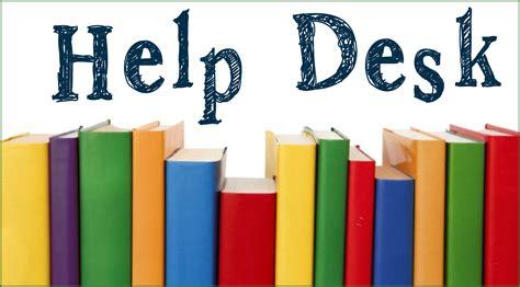 help desk noticeboard cedar class