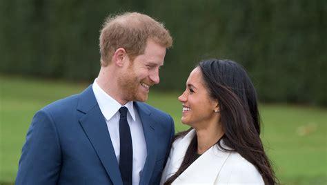 whens  royal wedding  prince harry meghan markle