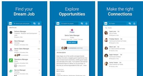 linkedin lite app for android is now available in more than 60 countries