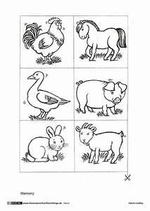 Pdf Seiten Ausschneiden : bauernhof memo spiel tiere illustratoren f r fl chtlinge ~ Orissabook.com Haus und Dekorationen
