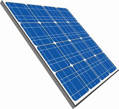 Solar Panel Panels Transparent Vectors Vector Eps
