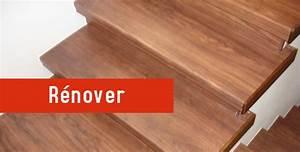 Recouvrir Marche Escalier : r novation d 39 escaliers r novez votre escalier ~ Premium-room.com Idées de Décoration