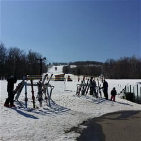 granite peak ski area at rib mountain state park 21