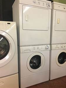 Frigidaire Front Load Stackable Washer Dryer