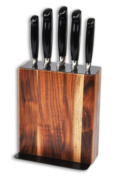 bloc couteau cuisine bloc couteaux sabatier international 5 pièces