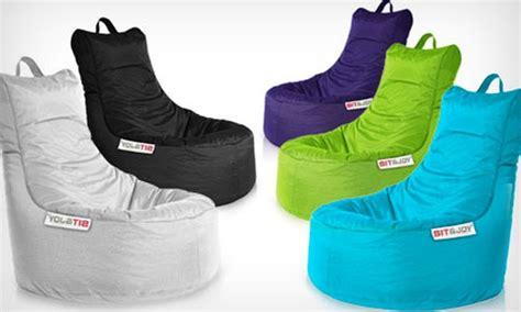 Pouf Big Bag 150x100 Cm, 5 Coloris Au Choix  Groupon Shopping