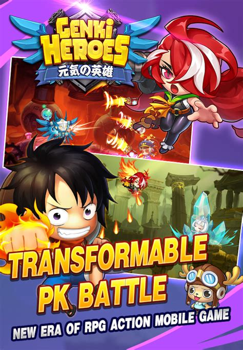 Genki Heroes  Android Apps On Google Play