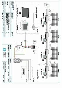 Micro Inverter Solar Panel Wiring Diagram