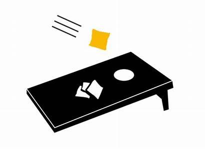 Cornhole Corn Hole Clipart Clip Board League