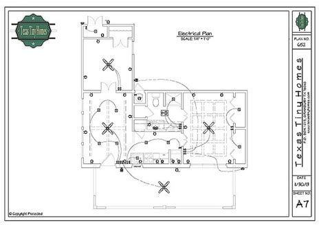 Electrical Plan Revit by Drafting Ii Architecture