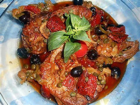 cuisine cretoise recette de jarret de veau a la crétoise