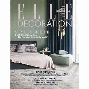 May 2016 ELLE Decoration UK