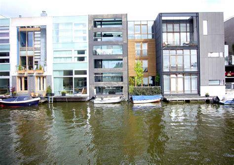 borneo amsterdam houses dutch home designs  architect