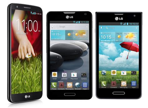 T-mobile To Carry Lg G2, Optimus F6 And Optimus F3