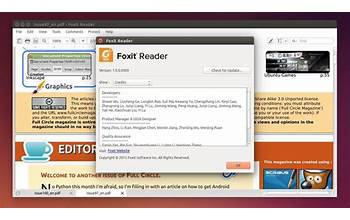 Foxit PDF Reader screenshot #0