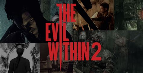 the evil within 2 survive gameplay trailer gt gamersbook