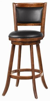 bar stools with backs Furniture,Cheap And Cool Leather Swivel Bar Stool With Back Design And Cool Wood Frame Also Soft ...