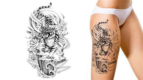 tattoo designs gallery  artwork   animal