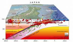Mw 6 9 Earthquake Strikes Off The Coast Of Fukushima  Japan