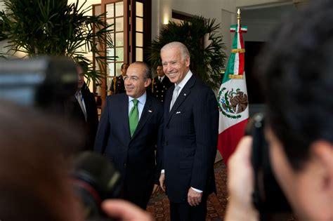 vice president biden travels  mexico  honduras