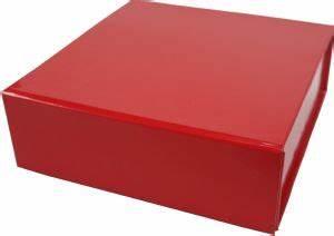 Boite Coffret Cadeau Vide : bo te cadeau vide15 15 15 cm rouge ~ Teatrodelosmanantiales.com Idées de Décoration