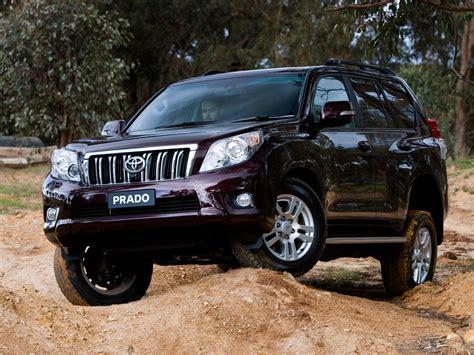 toyota land cruiser prada tlc prado  door suv jeep