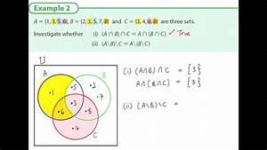 Three Sets In A Venn Diagram