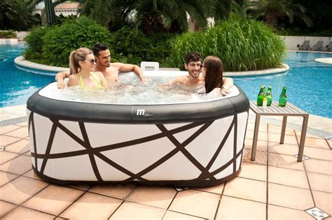 Hot Tub : Top Best Inflatable Hot Tub Reviews-[ Choice]