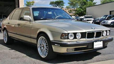 1990 Bmw 7series 750il