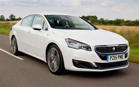 peugeot company car peugeot 508 review