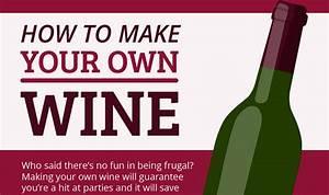 How to make your own wine infographic visualistan for How to create your own wine brand