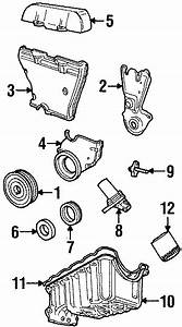 Ford Contour Engine Crankshaft Position Sensor