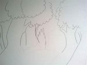 Comment Affuter Un Foret : tutoriel dessiner les for ts v g tation ~ Dailycaller-alerts.com Idées de Décoration