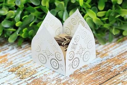 Forminhas Doces Forminha Chocolate Elo7 Florais Papel