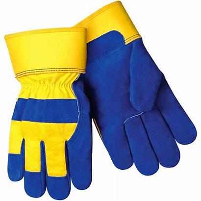 Gloves Winter Waterproof Cowhide Steiner Insulated Glove